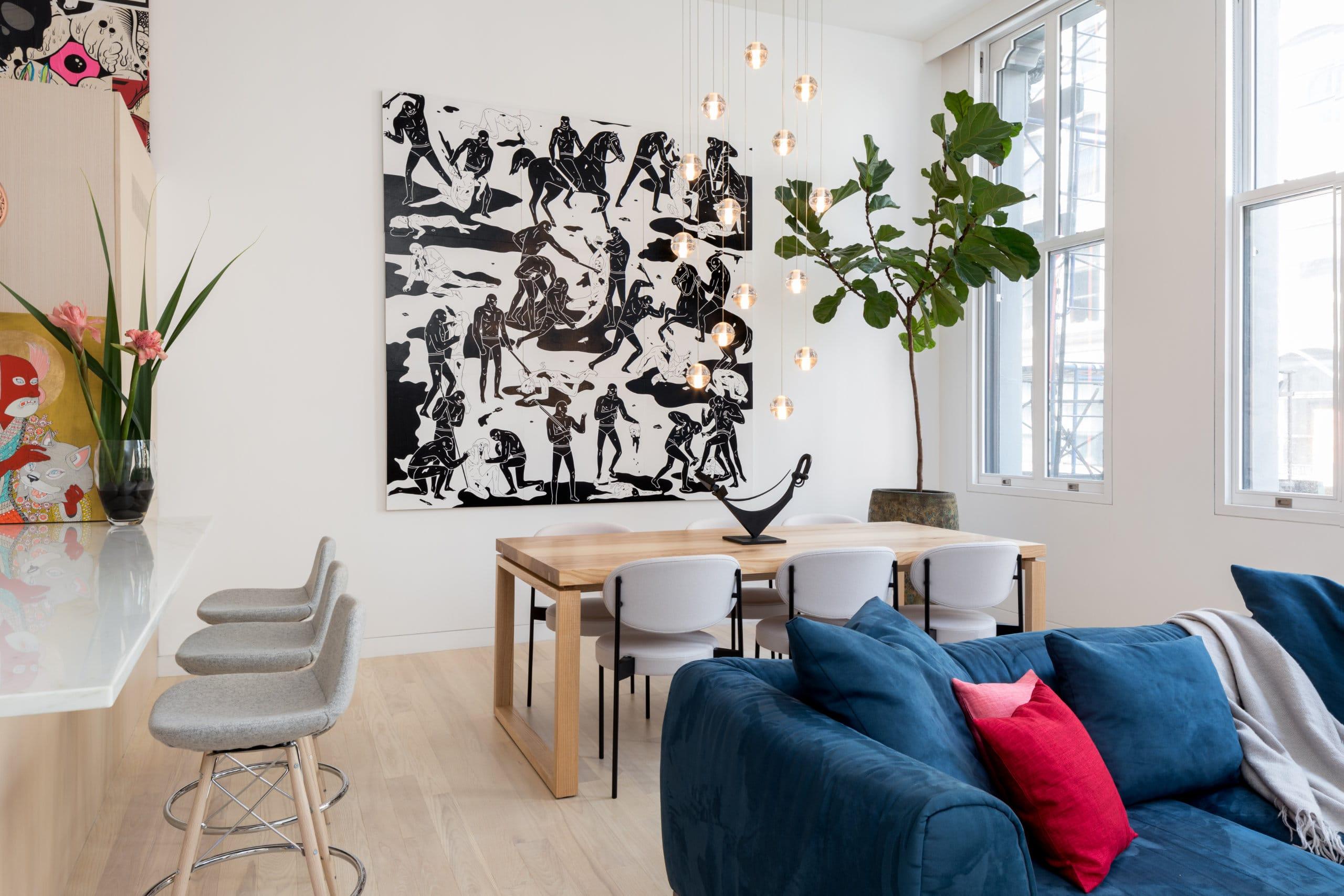 Residence, Obsidian House NYC, NY